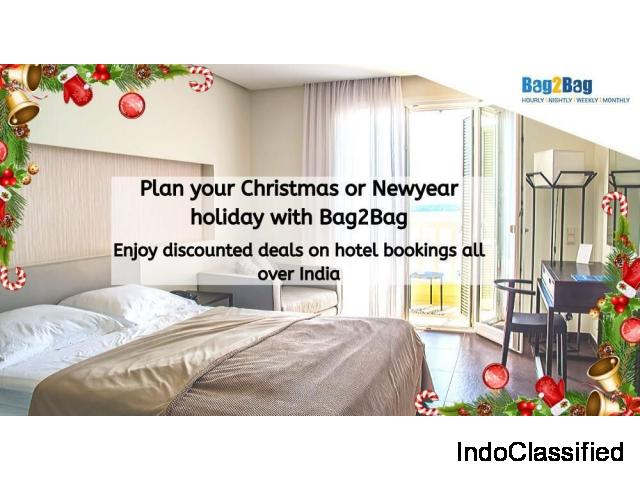 Plan Your Christmas & Newyear Holiday With Bag2Bag