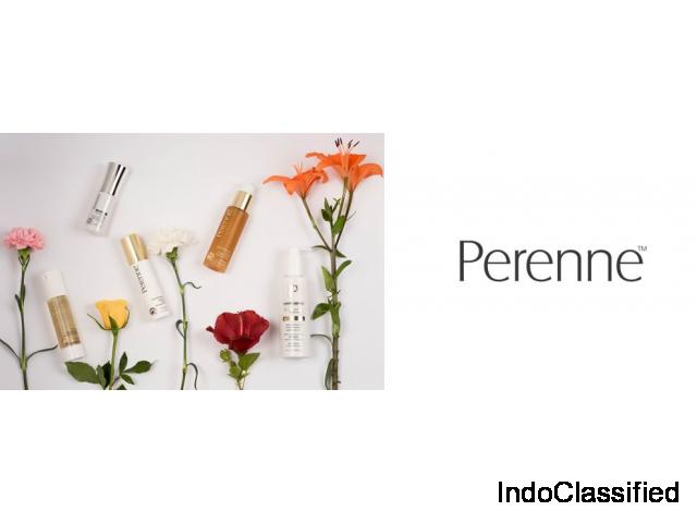 Experience eternal and ageless beauty via Perenne a clean beauty label