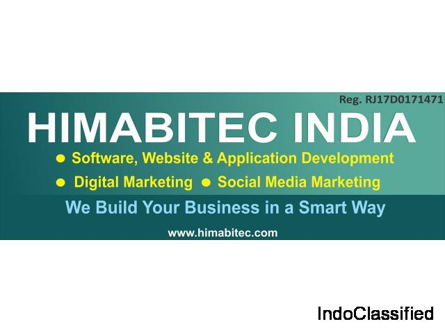 Welcome To Himabitec online Web development company