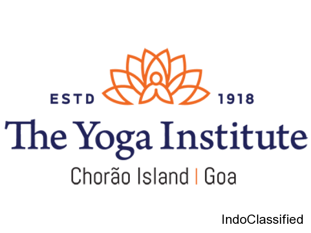 The Yoga Institute Goa - Learn From The World Oldest Yoga Institute