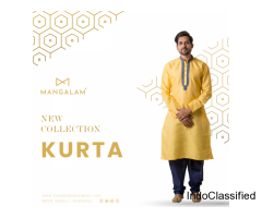 Looking for a classy kurta for men?