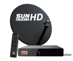 Buy dth Connections in Sundirect