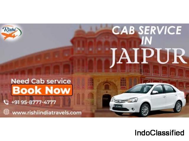 Cab Service In Jaipur-Rishi India Travels