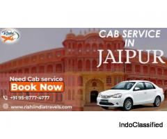 Cab Service In Jaipur-Rishi India Travels