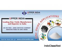 Top Zinc Oxide Manufacturer in India