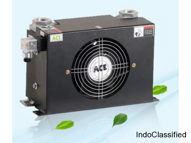 Best Oil Cooler With Fan Supplier in Delhi