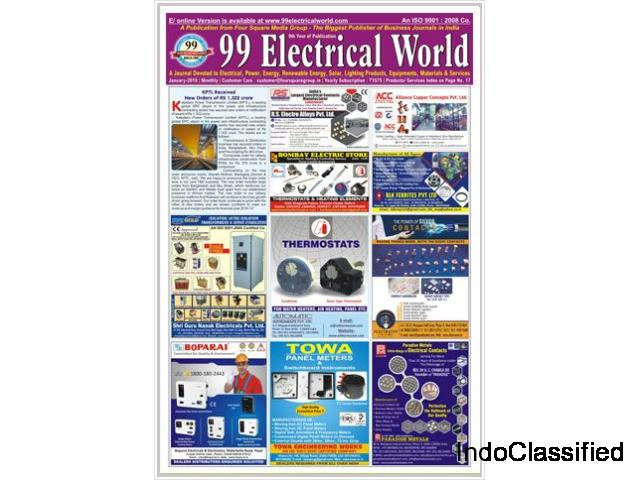 Advertise your Product in Elecrama 2020