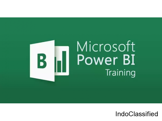 Power BI Training In Kolkata