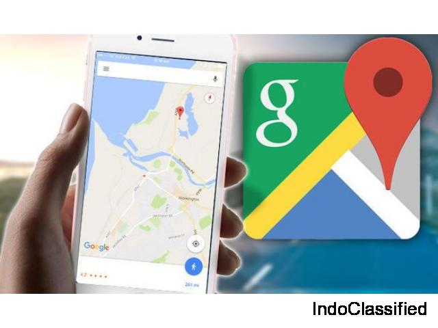 Google Maps - Creative & Advertising Agency Mumbai - Pixel Creations