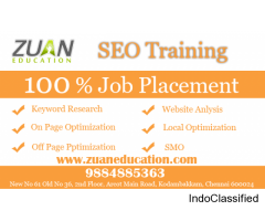 SEO Training Institute in Chennai