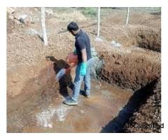 Pre-Construction Pest Control Service