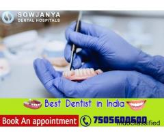 Best Dentist in India – Best Dental Care in Hyderabad