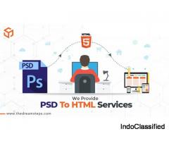 Best Psd to Html Service at Affordable Cost