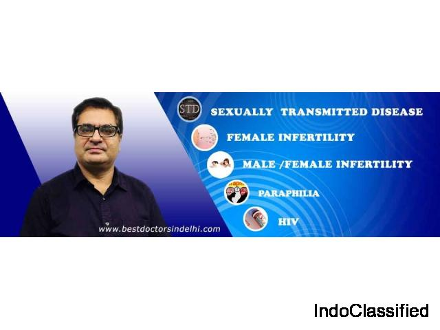 Best Sexologist In Delhi, Best Sexologist Doctor for ED