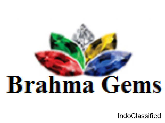 Brahma Gems, A 100% Natural & Govt Certified Gemstones Shop in Delhi NCR in India