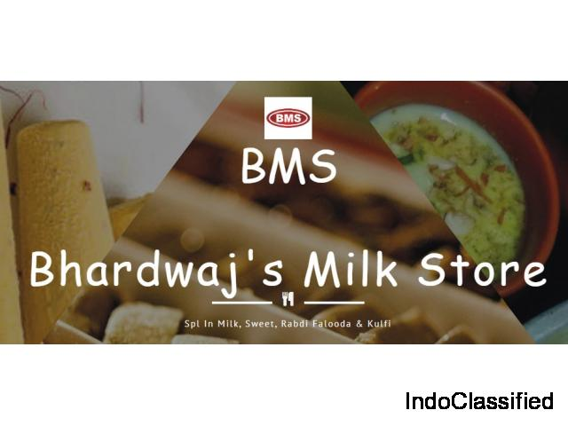 BMS Bhardwaj Milk Store