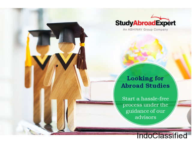 Study Abroad With Our Expert Guidance And Apply for student visas