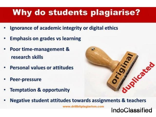 Best Online Plagiarism Checker for Students