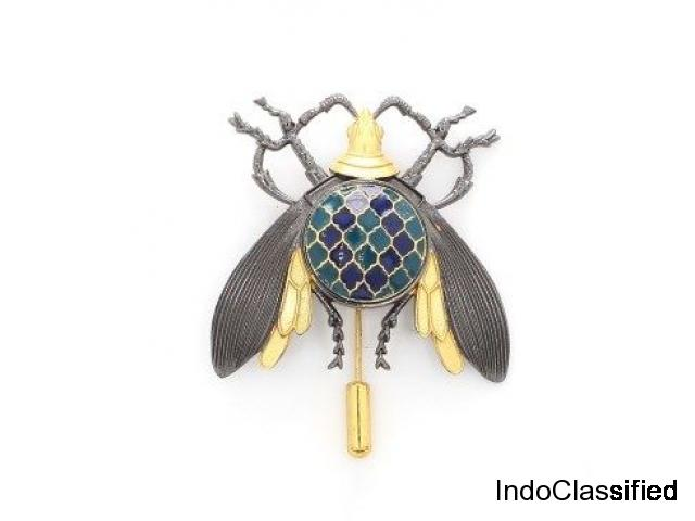 Buy Online Designer Mens Brooches
