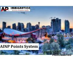 Alberta Immigration Points Calculator 2020 | AINP Points System