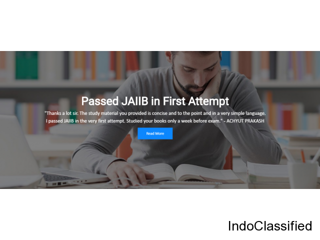 Buy JAIIB Books Online | Narang's Bankers training Insititute