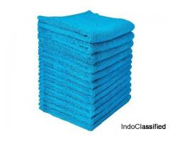 Buy Professional Quality Microfiber Towels at Wholesale Price in Bulk at Herndon