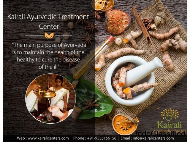 Kairali Ayurvedic Health Treatments Center