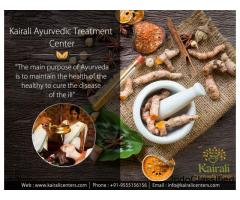 Kairali Ayurvedic Health Treatments Center