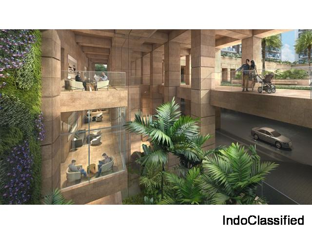 Conscient Hines Elevate Luxury 3,4 BHK Apartments in Sector-59 Gurgaon