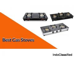Top Rated Gas Stoves in India