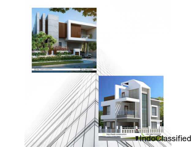 Hash Construction best builder at calicut and thodupuzha