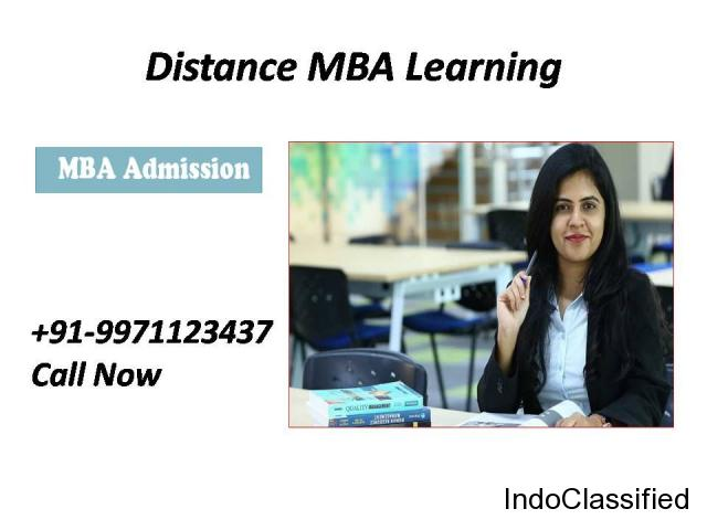 Distance MBA|Admissions Open for 2020-21.9971123437