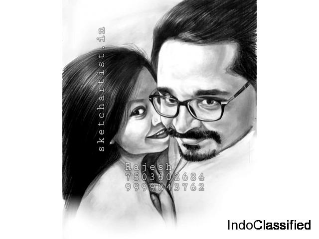 Best Portrait Artist in Delhi