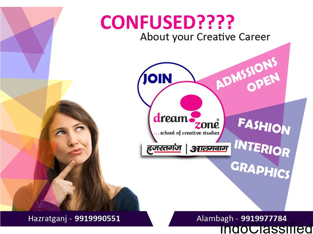 Best Fashion, Interior & Jewellery Designing Institute Lucknow