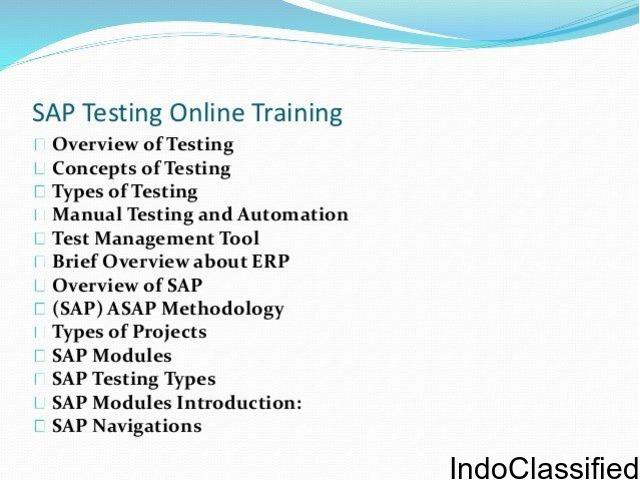 The Best SAP HANA online training in India USA UK