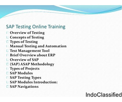 The Best SAP HANA online training in India USA UK