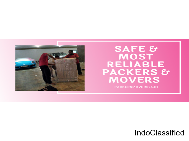 Local packers and movers in Pune – Packers Movers 24