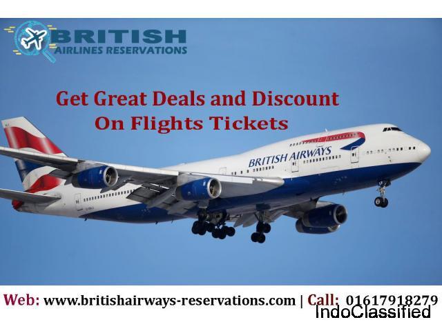 British Airways | British Airways Flights | Official Site