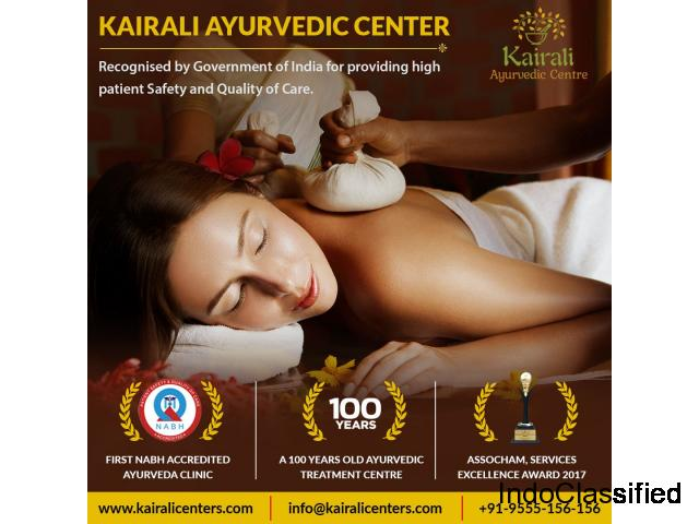 A Healing Heritage: Kairali Ayurvedic Health Treatment Centre