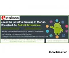 Best Android App Development Training in Mohali | Chandigarh