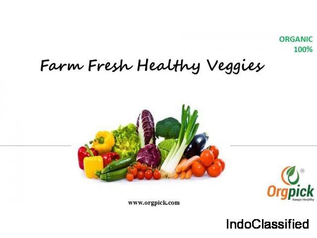 Online Organic Vegetables in Pune