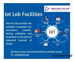 Iot Lab Facilities | Smartlinks Tech Labs