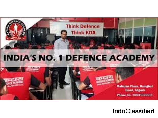 Top Coaching Institute in Aligarh for NDA