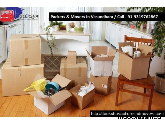 Best Packers & Movers In Vasundhara