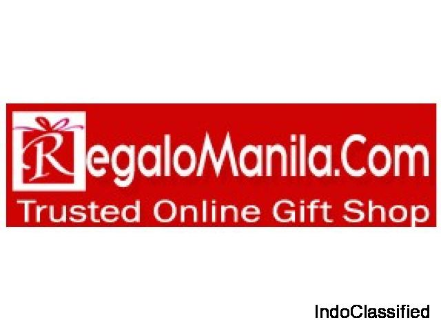 Regalo Manila - Have your gifts delivered next day and flower delivery service to the Philippines