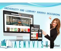 How to Managing Metadata in university and library eBook design.