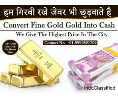 Exchange Cash for Gold