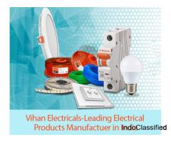 Vihan Modular- Leaders in Electrical Products
