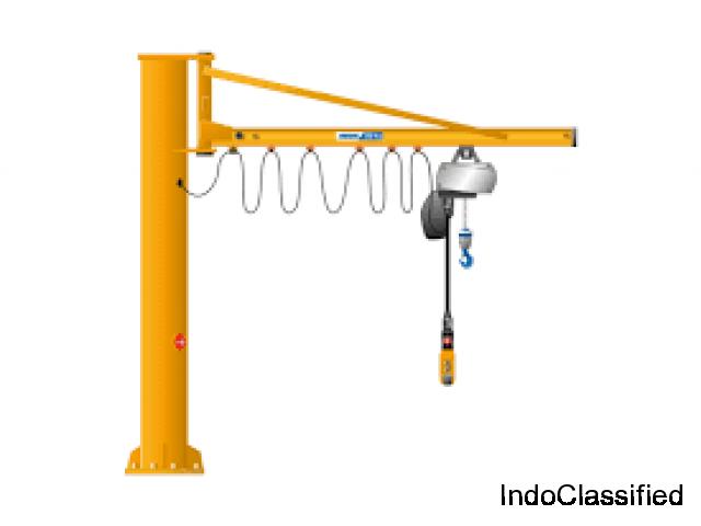 Globepull - Pillar Type Jib Crane Manufacturers