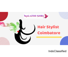 Hair Stylist in Coimbatore, Best hair salon and spa in coimbatore